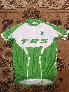 TRS jersey cycling shirt XL size