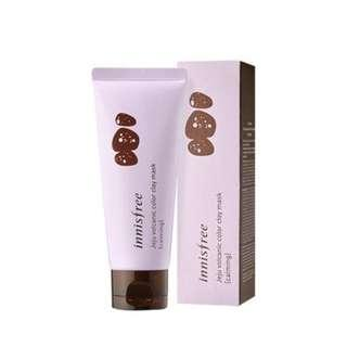 CALMING Jeju volcanic color clay mask 70ml