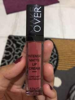 Lip Cream Matte Makeover