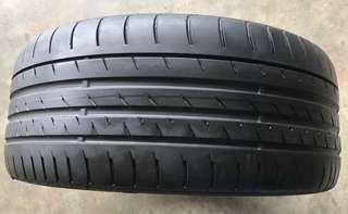 235/40/18 Continental CSC3 Tyres On Offer Sale