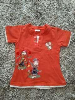Kaos NEXT anak