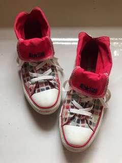 Sepatu Converse Checkered Original Made in Vietnam
