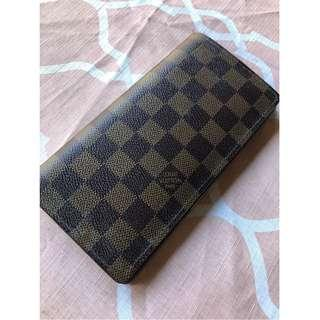 LV Brazza Wallet Replica Unisex
