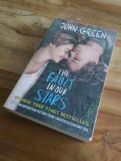 Preloved Novel The Fault In Our Stars