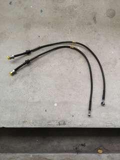HEL brake line, front pair