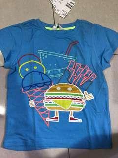 New: H&M Girls T shirt (size 8-10yrs)