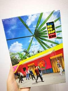 EXO KOKOBOP SEALED ALBUM
