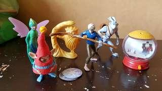 Rise of the Guardians set