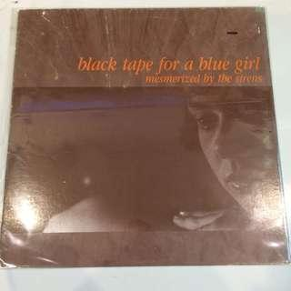 Black tape for a blue girl - mesmerize the siren lp