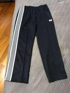 Needles wide pants (white)