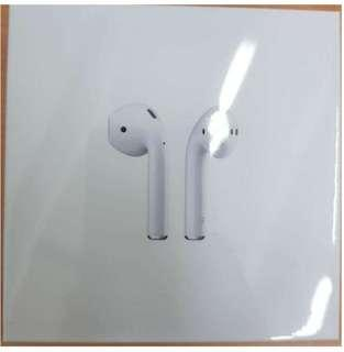 (SOLD OUT - new batch 1 Feb) Apple Airpod Gen 2 BRAND NEW SEALED