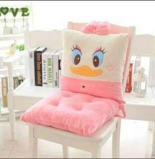 Daisy chair cushion