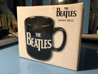The Beatles giant mud 超大杯