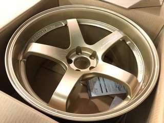 GTR Advan GT Rims Yokohama 20 Inch