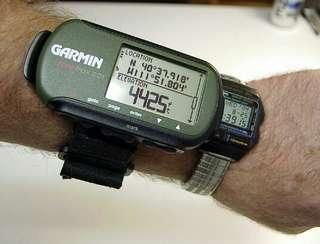 全新未用過 中文版 Garmin Forerunner 201 GPS 手錶