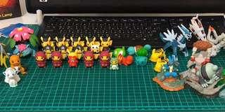 🚚 日本限定 神奇寶貝扭蛋 盒玩 麻煩私訊詢問價格
