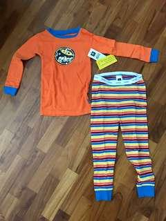 BNWT Baby GAP pyjamas set (tagged size 2T)