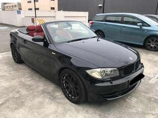 BMW E88 120I 2.0L Automatic