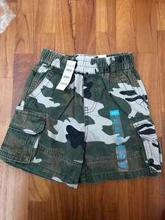 BNWT Authentic The Children's Place shorts (tagged 24 months)