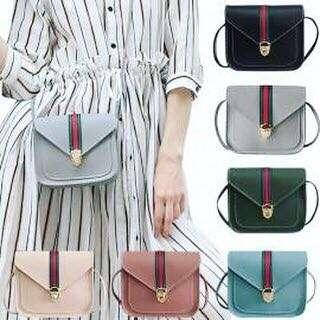 Two Tone Lining Sling Bag 3A0009 PHP300