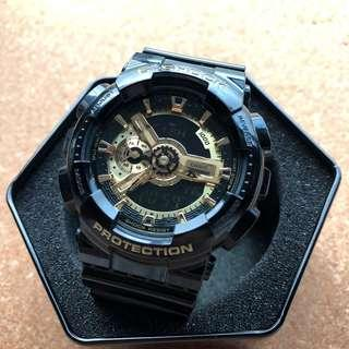 G-SHOCK Black/Gold