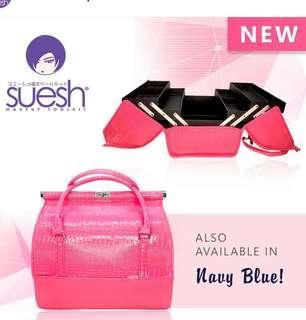 SALE!!! Authentic Suesh Makeup Case💯