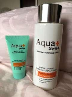 Aqua + series aqua plus