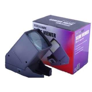 MEDALlight 35mm Mounted Slide Viewer Sv-3 Desktop