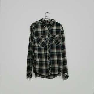 OSELLA Basic Plaid Flannel