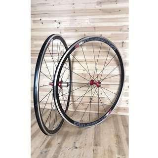 Professional Custom Hand Built  FASTace RA209  Loud sound/Smooth Wheel set with FASTace  30mm 700C Rims  # Road Bike wheel set #