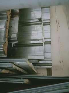 不鏽鋼三合一板  不鏽鋼 鐵皮 鐵皮屋