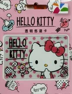 🚚 HELLO KITTY 悠遊卡 NO.377