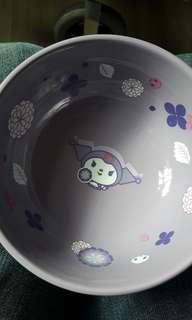 花形陶瓷碗