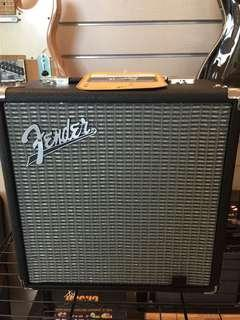 Fender rumble15 v3 電貝士音箱 bass 15瓦