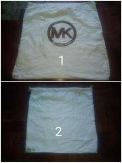 MICHAEL KORS MK Dustbags