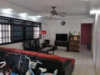 HDB Whole Unit for Rent