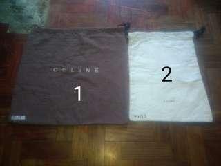 CELINE Dustbags