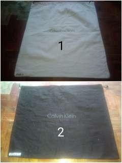 CALVIN KLEIN Dustbags