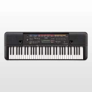 Yamaha e263電子琴 kb 原廠保固書 贈送防塵套