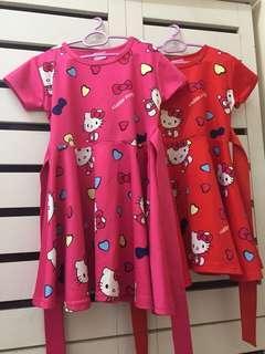 KITTY Girl Dress