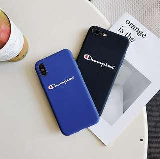 Champion Matt Soft Case