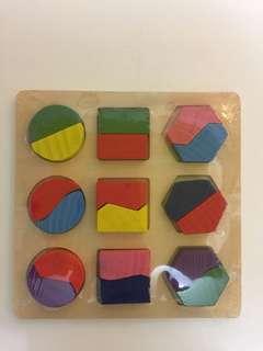 Wood block 木製玩具