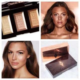 🚚 ♥️SALE♥️CHARLOTTE TILBURY BAR OF GOLD PALETTE
