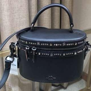 coach selena trail bag