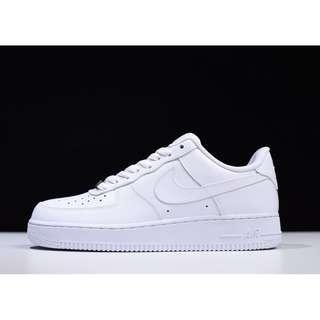 🔥INSTOCK🔥Nike Air Force 1 '07 (White)