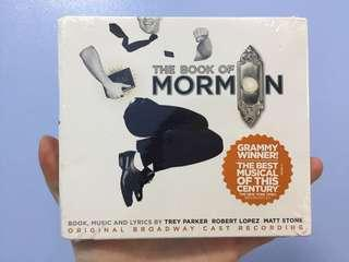 The Book of Mormon Soundtrack (Original Broadway Cast Recording) from NY