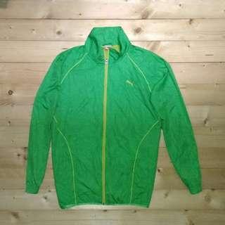 Puma Original Jaket Running Hijau #maups4