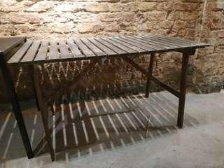 Ikea Table Outdoors