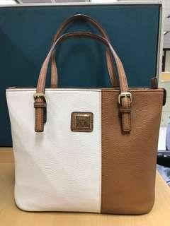 Anne Klein Tote Bag Two-toned