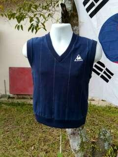 Le coq sportif sleeveless
